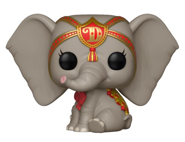 Dumbo (2019) - Dreamland Dumbo (Red Ver.) Pop! Vinyl Figure