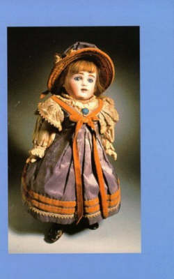 Doll Collector's Journal (Large) by Marlene Hochman image