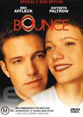 Bounce Deluxe Edition on DVD