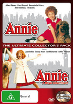 Annie (1982) / A Royal Adventure! - The Ultimate Collector's Pack (2 Disc Set) on DVD