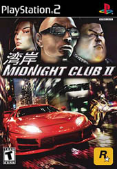 Midnight Club Racing II for PS2