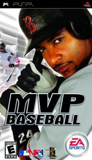MVP Baseball for PSP