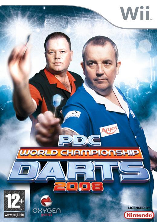 PDC World Championship Darts 2008 for Nintendo Wii