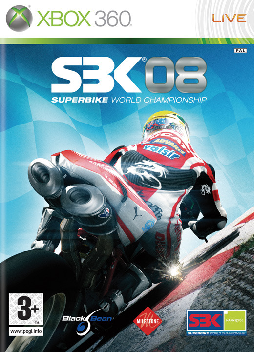 SBK-08 Superbike World Championship for Xbox 360
