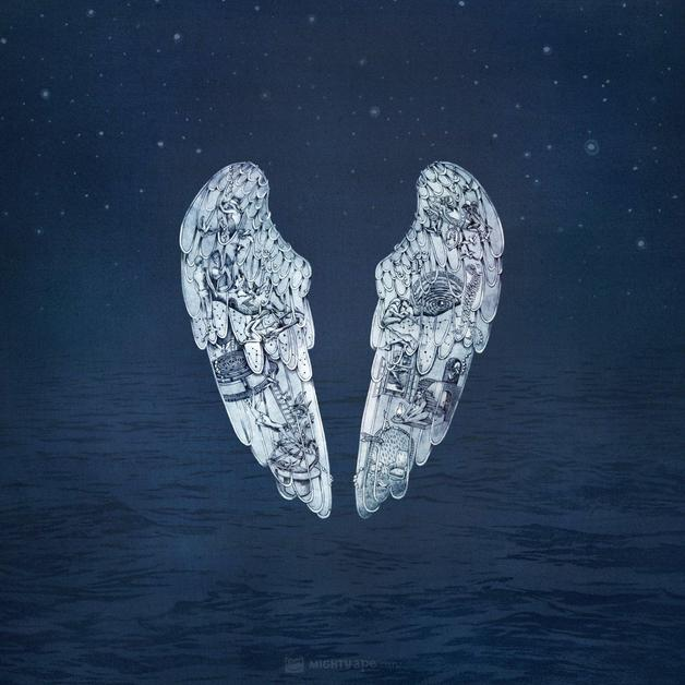 Ghost Stories (LP) by Coldplay