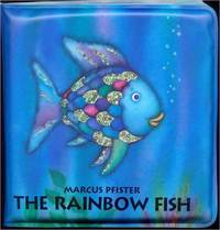 The Rainbow Fish Bath Book by Marcus Pfister