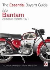 BSA Bantam by Peter Henshaw