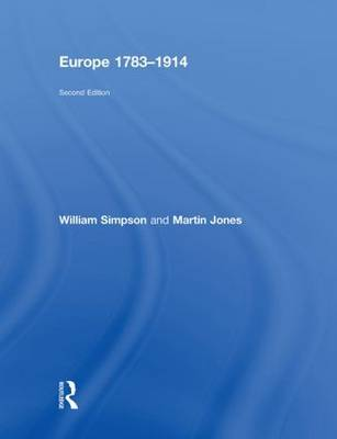 Europe 1783-1914 by William Simpson image