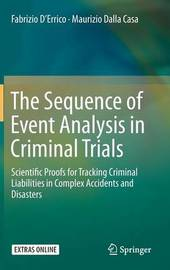 The Sequence of Event Analysis in Criminal Trials by Fabrizio D'Errico