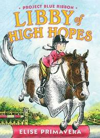 Libby of High Hopes, Project Blue Ribbon by Elise Primavera