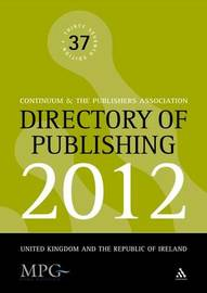 Directory of Publishing 2012 by Continuum