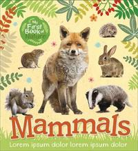 My First Book of Nature: Mammals by Victoria Munson
