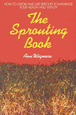 The Sprouting Book by Ann Wigmore image