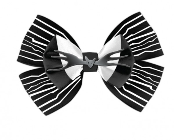 Neon Tuesday: Nightmare Before Christmas - Jack Hair Bow image