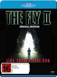 The Fly II - Digitally Remastered Special Edition on Blu-ray