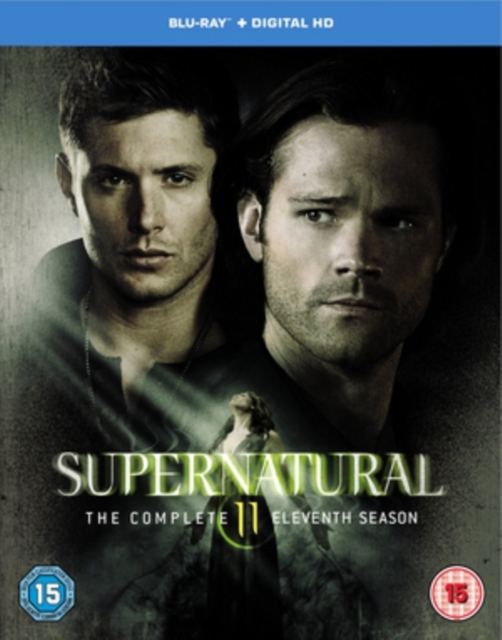 Supernatural: The Complete Eleventh Season on Blu-ray