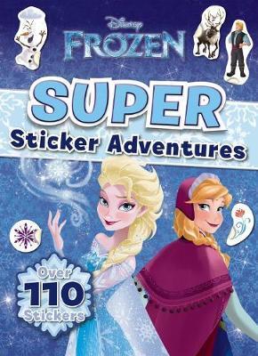 Disney Frozen: Super Sticker Adventures image