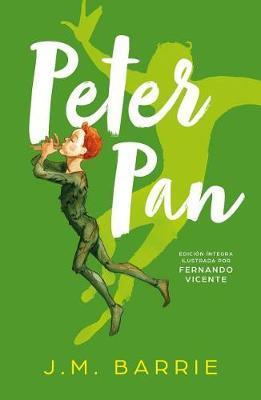 Peter Pan / Peter Pan (Spanish Edition) by James Matthew Barrie image