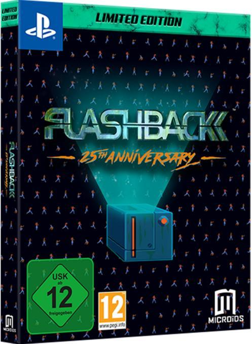 Flashback 25th Anniversary Limited Edition for PS4