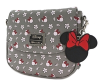 Loungefly: Disney - Minnie Print Handbag