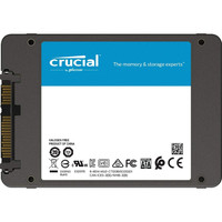 Crucial BX500 240GB 3D NAND SATA 2.5-inch SSD image