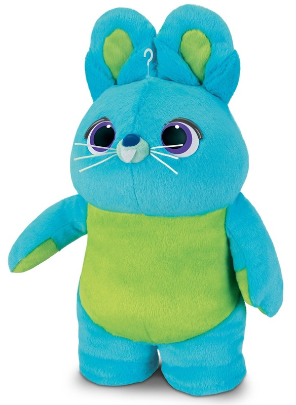 """Toy Story 4: Bunny - 16"""" Deluxe Talking Figure"""