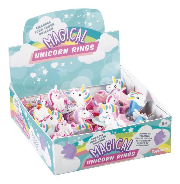 Toysmith - Magical Unicorn Ring (Assorted Designs)