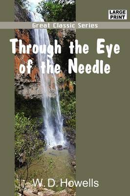 Through the Eye of the Needle by W.D. Howells image