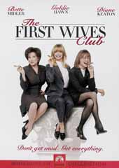 The First Wives Club on DVD