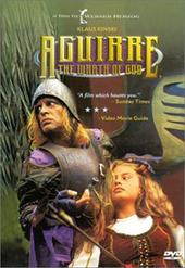 Aguirre, The Wrath Of God on DVD