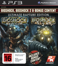 BioShock Ultimate Rapture Edition for PS3