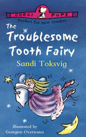 The Troublesome Tooth Fairy by Sandi Toksvig image