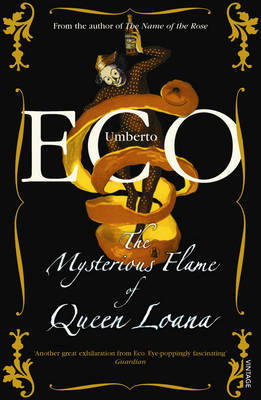 The Mysterious Flame of Queen Loana by Umberto Eco image