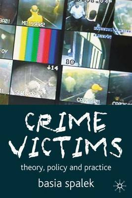 Crime Victims by Basia Spalek