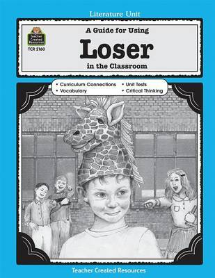A Guide for Using Loser in the Classroom by Michael Levin image