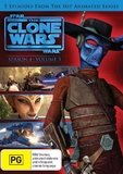 Star Wars The Clone Wars - Season 4 Volume 3 on DVD