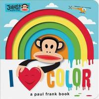 Julius: I Love Color by Paul Frank Industries