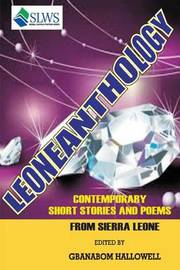 Leoneanthology by Gbanabom Hallowell