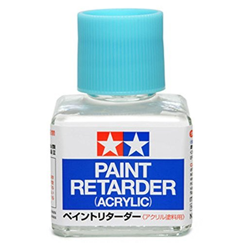 Tamiya: Paint Retarder (Acrylic) - 40ml