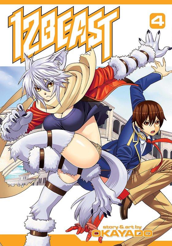 12 Beast: Vol. 4 by Okayado