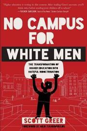No Campus for White Men by Scott Greer image