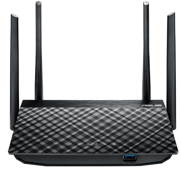 ASUS RT-AC58U MU-MIMO, Gigabit Wi-Fi Gaming Router