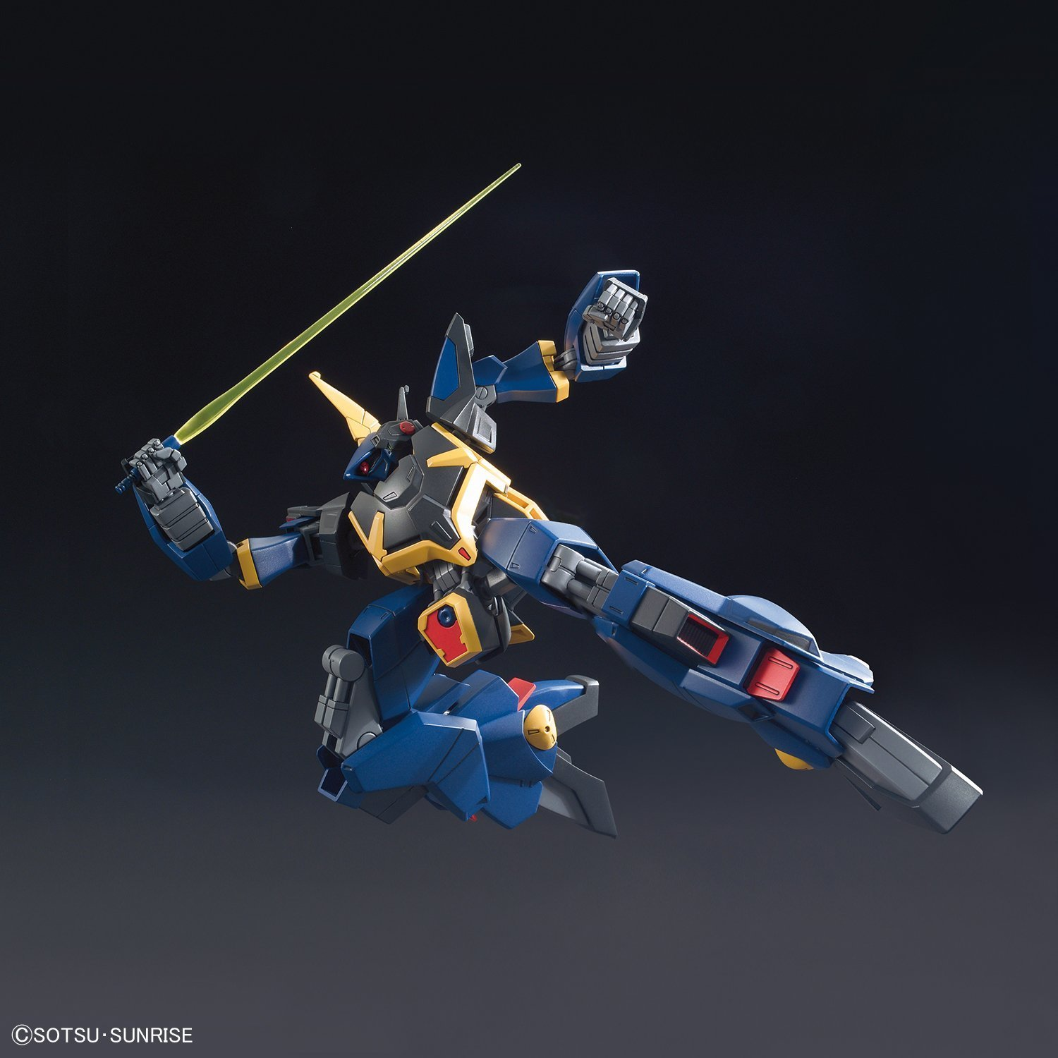 1/144 HGUC Barzam - Model Kit image