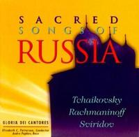 Sacred Songs of Russia: Choral/Russian