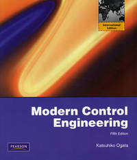 Modern Control Engineering: International Version by Katsuhiko Ogata