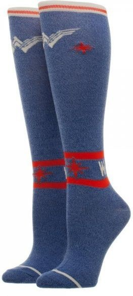 3a0ef581d0e DC Comics  Wonder Woman - Warrior Knee High Socks