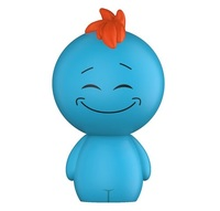 Rick and Morty - Mr. Meeseeks Dorbz Vinyl Figure (with a chance for a Chase version!)