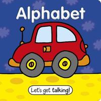 Let's Get Talking! Alphabet image