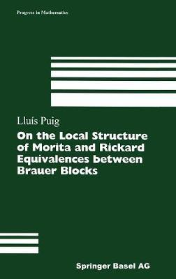 On the Local Structure of Morita and Rickard Equivalences between Brauer Blocks by Puig Lluis