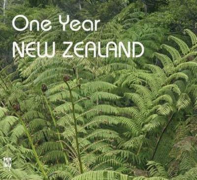 One Year New Zealand by Helga Neubauer image